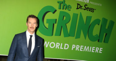 El actor Benedict Cumberbatch atropella con su Lamborghini a un ciclista de 63 años