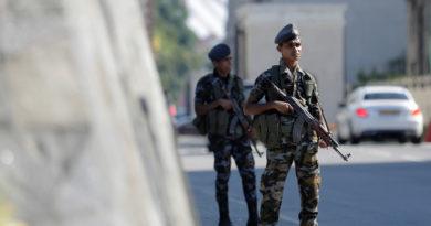 La Policía de Sri Lanka encuentra 87 detonadores de explosivos en la principal estación de autobuses de Colombo