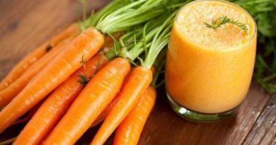 ALERTA: Zanahoria para hacerle frente a la diarrea