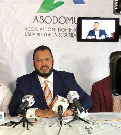 ATENCIÓN ;ASODOMUSS respalda propuesta CNTD de remover funcionarios Seguridad Social