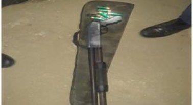 ATENCIÓN : Detienen un sereno que hirió de perdigones a un haitiano con una escopeta en Esperanza