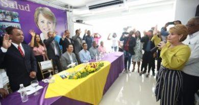ATENCIÓN : Lucia Medina recibe apoyo del sector salud para senaduría en San Juan