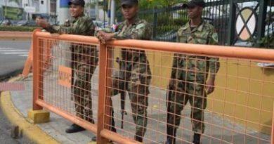 ATENCIÓN ; Santo Domingo amaneció militarizado