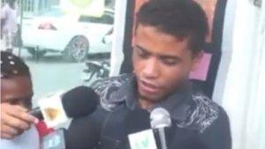 ATENCION Cuatro policías le dan supuesta brutal golpiza a menor de 16 años en Higüey