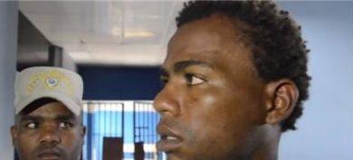 AY LO DIJO : Joven apresado en Bavaro admite haber cometido atraco en SFM