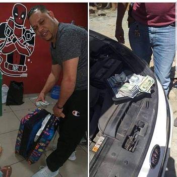 Atracan en el Cibao hombre exhibió manillas de dólares por redes sociales
