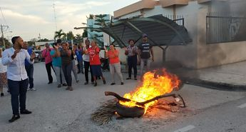 CANDELA :En San Juan en barrio Cristo Rey reclaman asfaltado de las calles