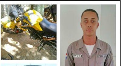 """CORRE CAMINOS ;""""De película"""" en Dajabón se escapa de la Fortaleza supuesto ladrón de motocicleta vestido de policía"""