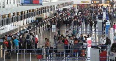 ALERTA A LOS VIAJEROS :AEROPUERTO LAS AMÉRICAS Cancelan 12 vuelos de ida y vuelta desde el aeropuerto de Las Américas