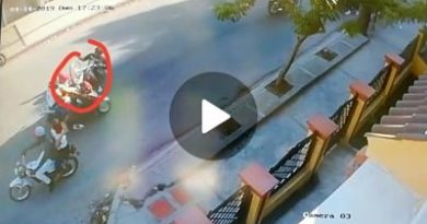 DESAPRENSIVO AL TIMÓN: Motorista se desplazaba en una goma mata joven abogado en Barahona