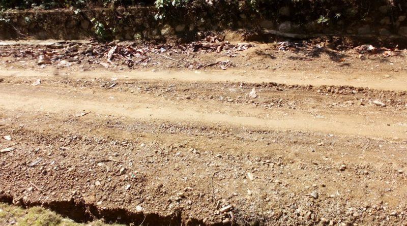 Agricultores de Altamira-Puerto Plata reclaman terminación de carretera