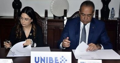 EN BUENA HORA ;Unibe y Conani firman acuerdo de cooperación