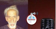 ENFERMO: Apresan hombre de 62 años acusado de grabar menor de 12 años mientras se bañaba