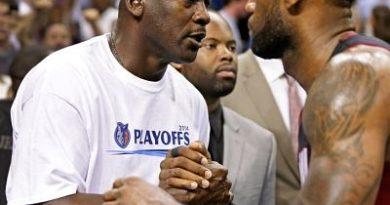 Jugadores de la NBA eligen a Michael Jordan mejor jugador de la historia
