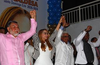 """Katy Báez Asegura irá con """"uñas y dientes"""" a conquistar la alcaldía de SDE"""