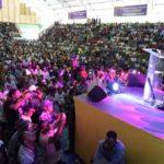LA REELECCIÓN EN PIE :Así fue el acto a favor de Danilo Medina en San Cristóbal