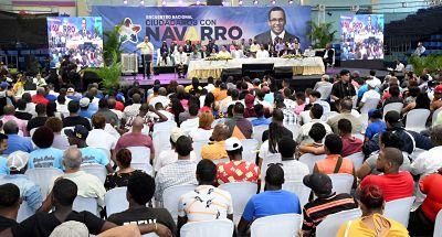 Lanzan movimiento de apoyo las a aspiraciones de Andrés Navarro