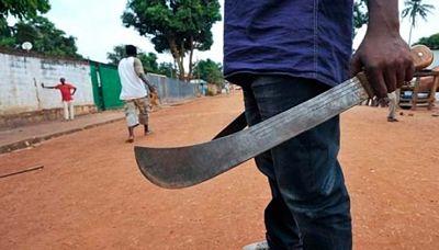 MUERTE BRUTAL :Haitiano descuartiza dominicano en Valverde para robar 5 mil pesos y huyó