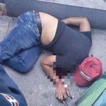 MUY TRISTE; Chófer le quita la vida a otro en Los Guaricanos