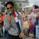 NO COJE CABEZA ; Carlos Silver anuncia caravana por distintos sectores de Santo Domingo