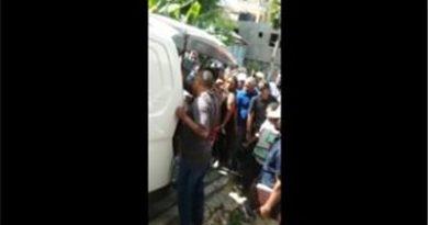 OTRA MÁS: Hombre de 27 años mata a su esposa de 34 y luego se suicida