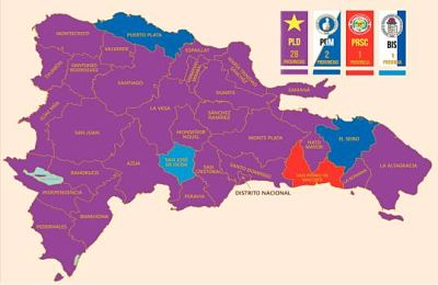 PLD TIEMBLA SEGÚN ANÁLISIS: A ese partido perjudicaría eliminación del arrastre en el nivel congresual