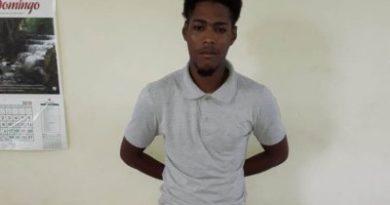 PN apresa en Dajabón hombre buscado por muerte de otro