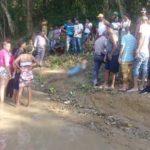 PN investiga muerte de joven encontrado a orillas de río