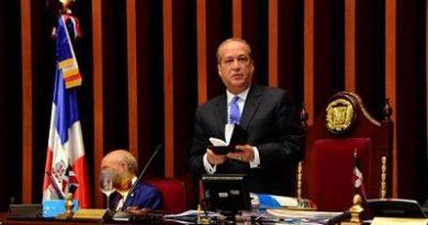 Presidente Senado pide a diputados enjuiciar jueces TSE por sentencia PRD