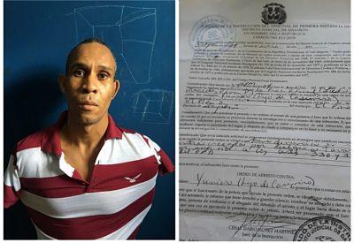 RATAMAN ; Apresan en Dajabón acusado de violar sexualmente anciana de 105 años