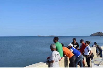 Recuperan cadáver de pescador que embarcación zozobró en aguas territoriales