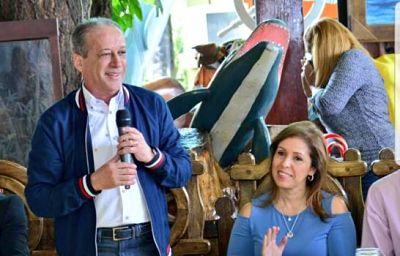 """Reinaldo: """"es hora de que un compañero me juramente como presidente"""