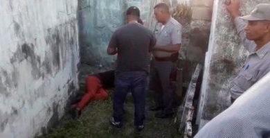 TERRIBLE :Hallan cadáver de hombre en cementerio municipal