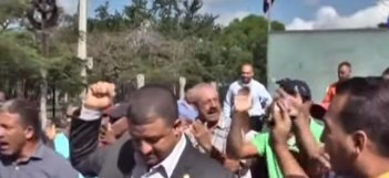 Unión de Taxistas del Cibao denuncian consorcio viola ley 63-17