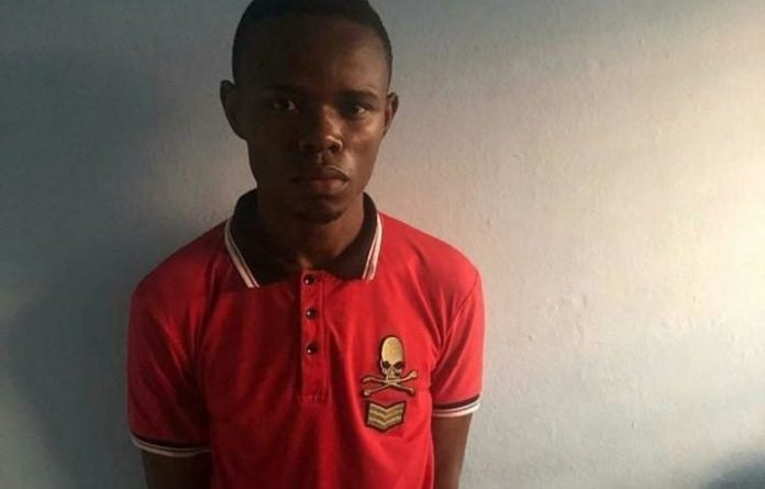 ATRAPAN LACRA :PN captura homicida de niña de 12 años en La Romana