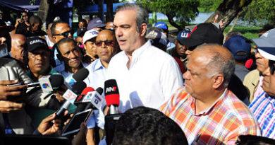 Abinader rechaza alegadas presiones contra el TSE