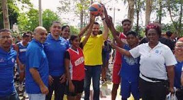 Fedombal inaugura torneo nacional de basket 3×3