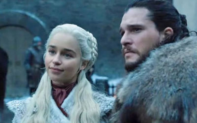Game of Thrones bate records de audiencia con inicio de última temporada