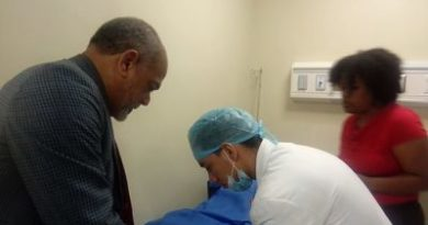 Hospital Moscoso Puello suministra medicamento que evita las amputaciones