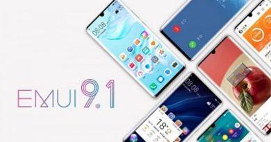 Estos son los móviles de Huawei que recibirán EMUI 9.1