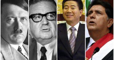 VER TRÁGICO LISTADO : Presidentes y jefes de Estado que se ha suicidado dejando en SHOCK al Mundo