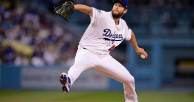 """Kershaw: """"Hay muchas emociones en ambos lados"""", Dodgers vencen a Cincinnati"""