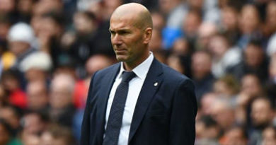 Real Madrid empata frente a Getafe