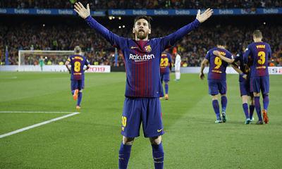 Messi y Suárez rescatan al Barca