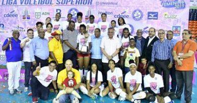Mirador, campeón de la Liga de Voleibol Superior