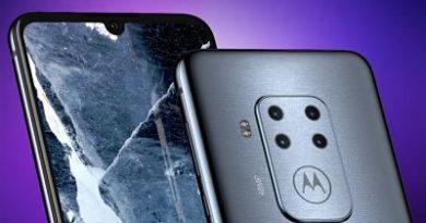 Se filtra un móvil de Motorola con cuatro cámaras principales