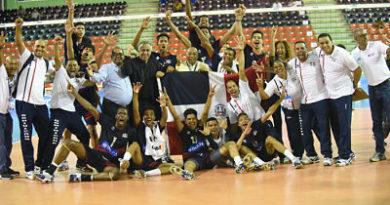 RD clasifica al Mundial Sub-19 de voleibol