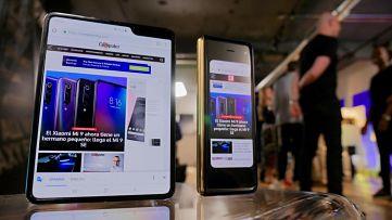 La pantalla del Samsung Galaxy Fold está creada para proteger nuestros ojos