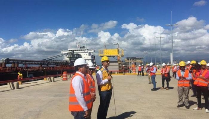 Obreros de planta Punta Catalina llegan a acuerdo con empresa y el pago de un salario