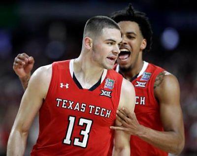 Texas Tech triunfa y el dominicano Brandone Francis estará en la final de la NCAA